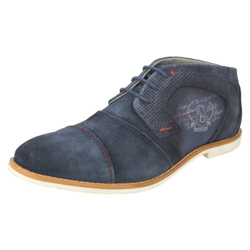 Mens Bugatti Lace Up Casual Shoes 313-11115-1469
