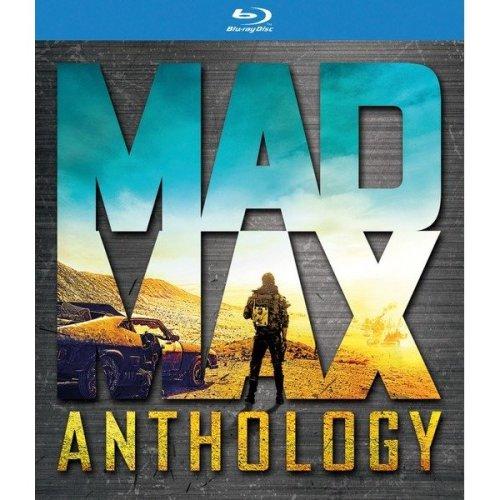 Mad Max Anthology (4 Films) Blu-Ray [2015]