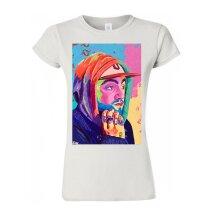 Mac Miller T Shirt Malcolm James McCormick Hip Hop Trendy Women T Shirt