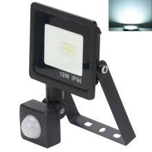 PIR Sensor 10w LED Energy Saving Flood Light Outdoor Securit