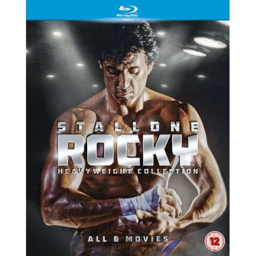 Rocky - Heavyweight Collection (6 Films) Blu-Ray [2014]
