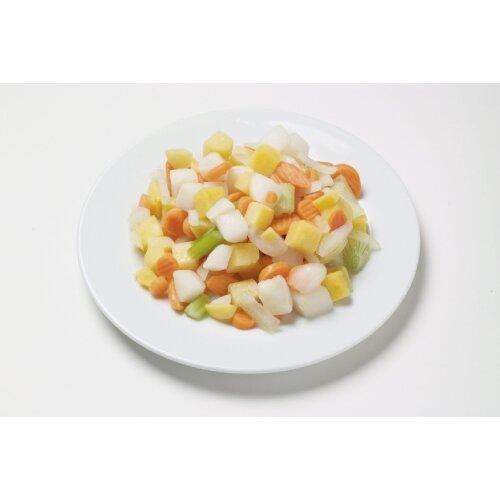 Greens Frozen Stew & Casserole Mixed Vegetables - 10x1kg