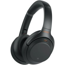 Sony WH-1000XM3 Wireless Noise-Cancelling Headphones - Black