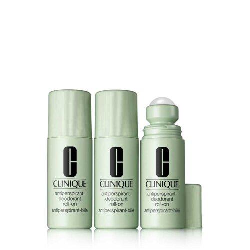 Clinique - Deodorant Trio Set (3x75ml)