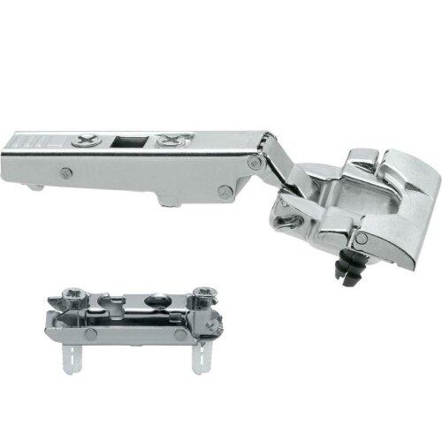 Ikea Utrusta 110 Degree Hinge & Mounting Plate 402.826.58 Blum Kitchen Hinges