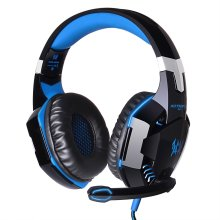 Gaming Headset LED 3.5mm Stereo Headphone with Mic