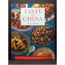 Taste of China over 75 Classic Chinese Recipes - Used