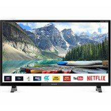 "Sharp C32BC0KO2FB 32"" HD Ready SMART TV Freeview HD & Satellite - Refurbished"