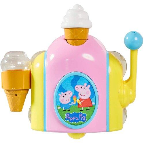 Toomies E73108 Peppa Bubble Ice Cream Maker Bath Toy