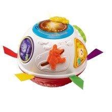 Vtech Crawl and Learn Bright Lights Ball Orange