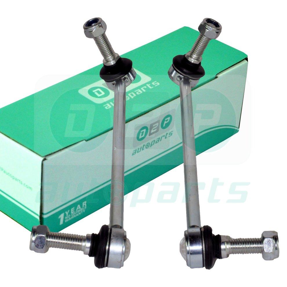 FOR SMART FORTWO 451 2007-/> 2X FRONT LOWER WISHBONE ARM STABILISER LINK BARS