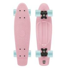 Xootz Pastel Pink Retro Skateboard