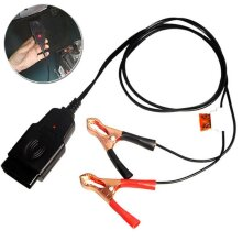 Car Automobile Vehicle Battery Replacement Tools Emergency Power Supply Cable