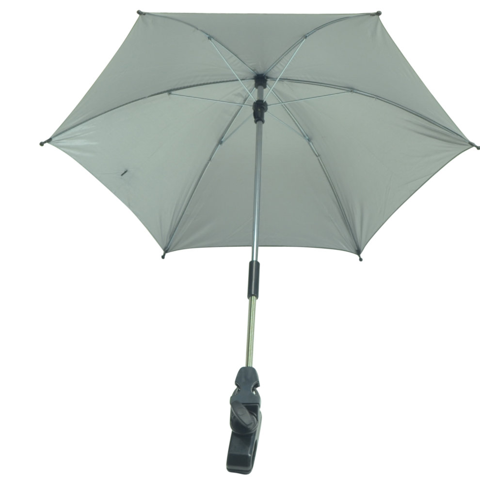 Baby Parasol compatible with Silver Cross 3D Black