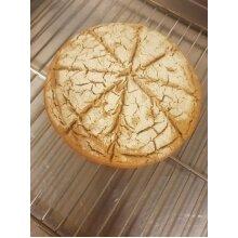 2 pieces of 750gr GulluogluBuckwheat Sordough Bread Glutenfree Organic
