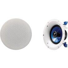 "Yamaha NS-IC600 6.5"" In-Ceiling Speaker (Pair, White)"