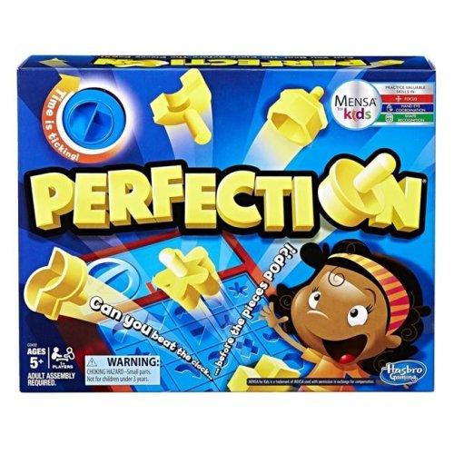 Hasbro 1582424 Perfection Board Game