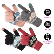 Womens Gloves Ladies Thermal Warm Winter Gloves