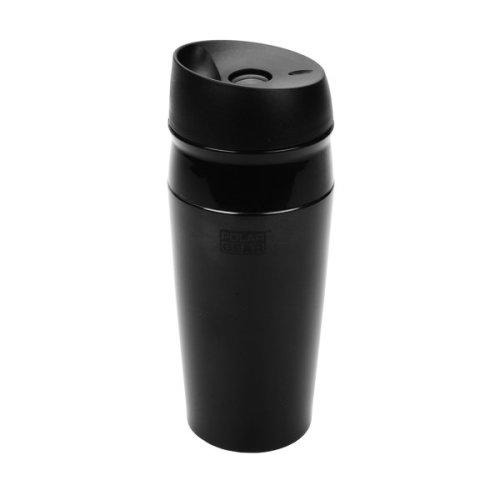 Polar Gear Active Travel Mug, Black, 420ml - Black 450ml Tumbler Mug Coffee -  polar gear travel black 450ml tumbler mug active coffee