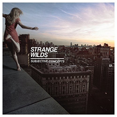 Strange Wilds - Subjective Concepts [CD]