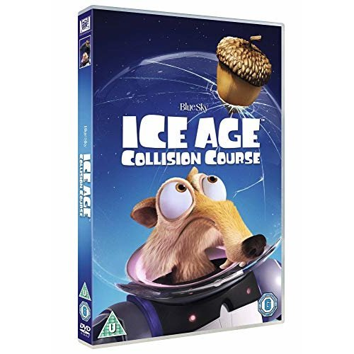 Ice Age 5 - Collision Course DVD [2019]