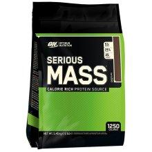 Optimum Nutrition  Serious Mass, Strawberry, 5450g