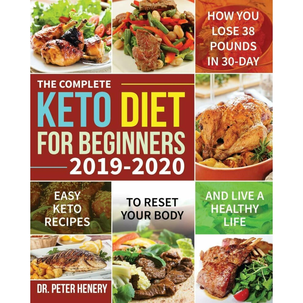 Keto Diet For Beginners The Complete Ketogenic Diet Guide Recipe Book On Onbuy