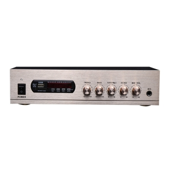 Amplifiers & Preamps