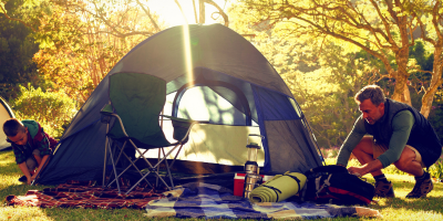 Camping For Beginners: The Ultimate Camping Checklist