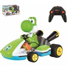 Carrera RC 370162108 Mario Yoshi Race Kart Toy with Sound