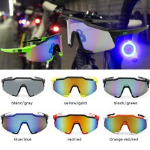 AntiUV Outdoor Sunglass Windproof Cycling Glasses