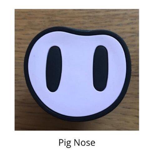 (Pig Nose) mobile phone holder Socket Finger grip Stand UK