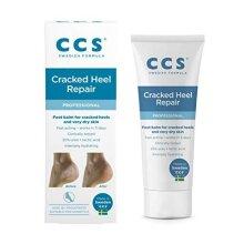 CCS Cracked Heel Repair Balm, 75 g, Softens & Prevents Rough, Dry Skin