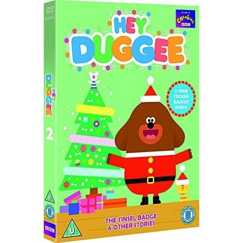 Hey Duggee - The Tinsel Badge & Other Stories DVD [2015]