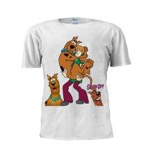 Scooby Doo T Shirt Cartoon Funny Trendy Men T Shirt
