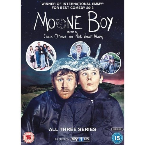 Moone Boy Series 1 to 3 Complete Collection DVD [2015]