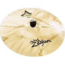 "Zildjian A Custom Series - 17"" Crash Cymbal - Brilliant finish"