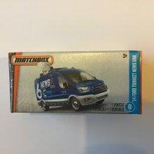 Matchbox 2017 '14 Ford Transit News Van #9/125 Grab Pack