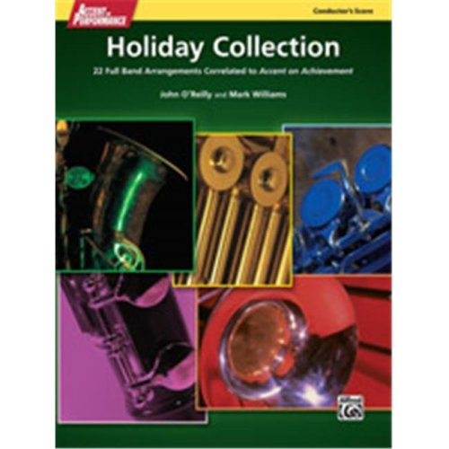 Alfred 00-41312 AOP HOLIDAY COLL-COND SCORE