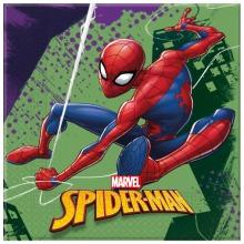 Spider-Man Party Napkins 20pk