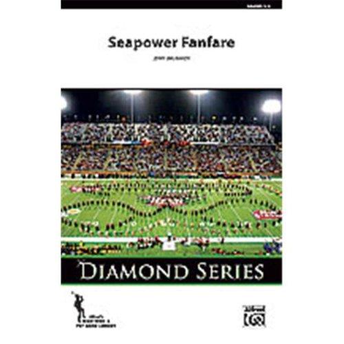 Alfred 00-31680 Seapower Fanfare - Music Book