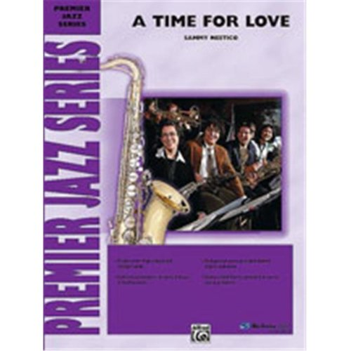 Alfred 00-JE9516 TIME FOR LOVE A-JE