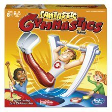 Hasbro Fantastic Gymnastics Game   Gymnastics Board Game