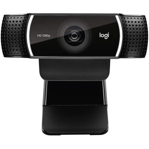 Logitech C922x Pro Stream Webcam - Full 1080p HD Camera