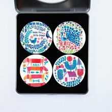 Pattern Weights Dressmaking Fabric Weights PATTERNWEIGHTS Cloth Weights - A Selection of Pattern Weights Designed by Artist Tracey English - Colourful