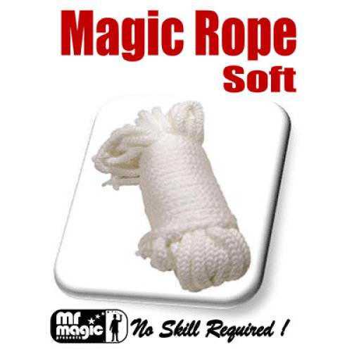 Soft Rope Small(33 feet) by Mr. Magic - Trick