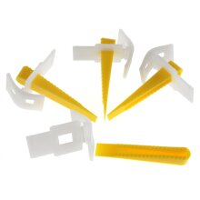 100 x Tile Leveling Spacer For Wall Stone Floor Tile System