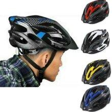Mountain Bike Road Helmet Adjustable Mens Womens Sports Cycling Bicycle