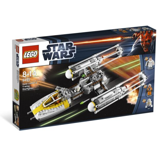LEGO Star Wars Gold Leader's Y-Wing Starfighter 9495
