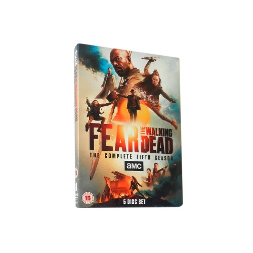 Fear The Walking Dead Season/Series 5 DVD